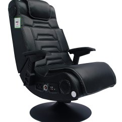 Vibrating Gaming Chair Light Blue X Rocker Pro Advanced 2 1 Sound