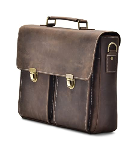 Hølssen Briefcase Messenger 13