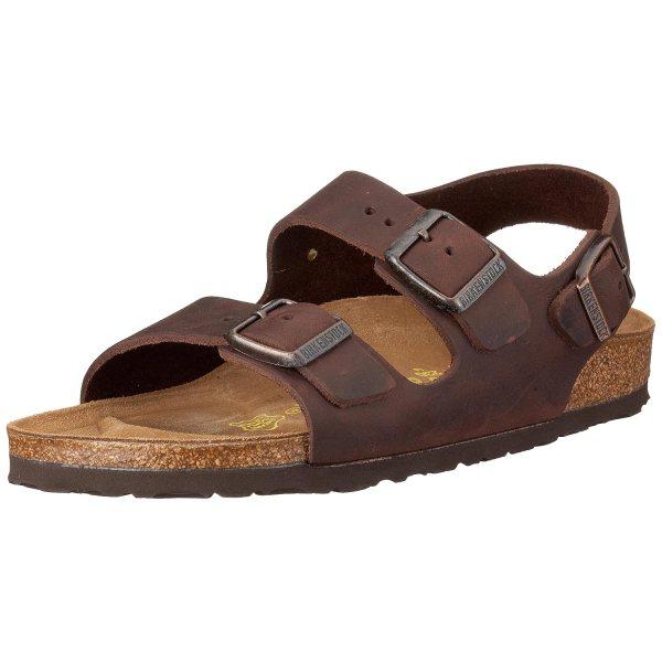 Leather Milano Birkenstock Sandals Sale