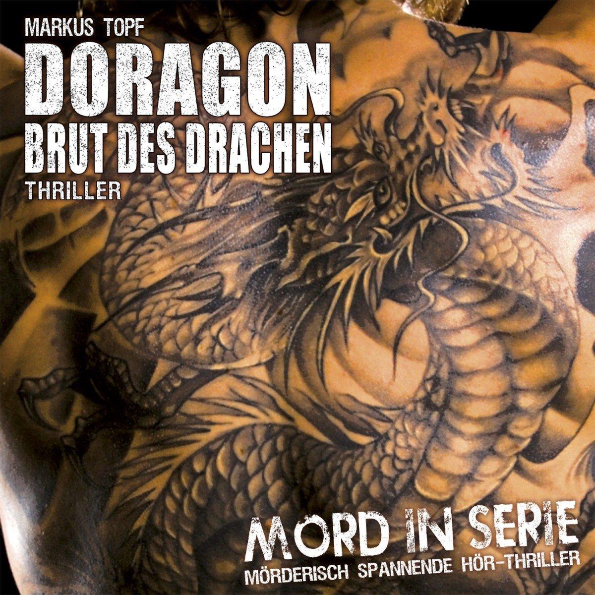 Mord in Serie (8) - Doragon: Brut des Drachen (Contendo Media)