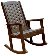 Outdoor Rocking Chairs For Heavy People | For Big And ...