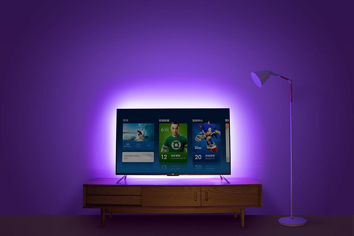 Smart Wifi LED Lightstrip Color Changing Light Strip Rope