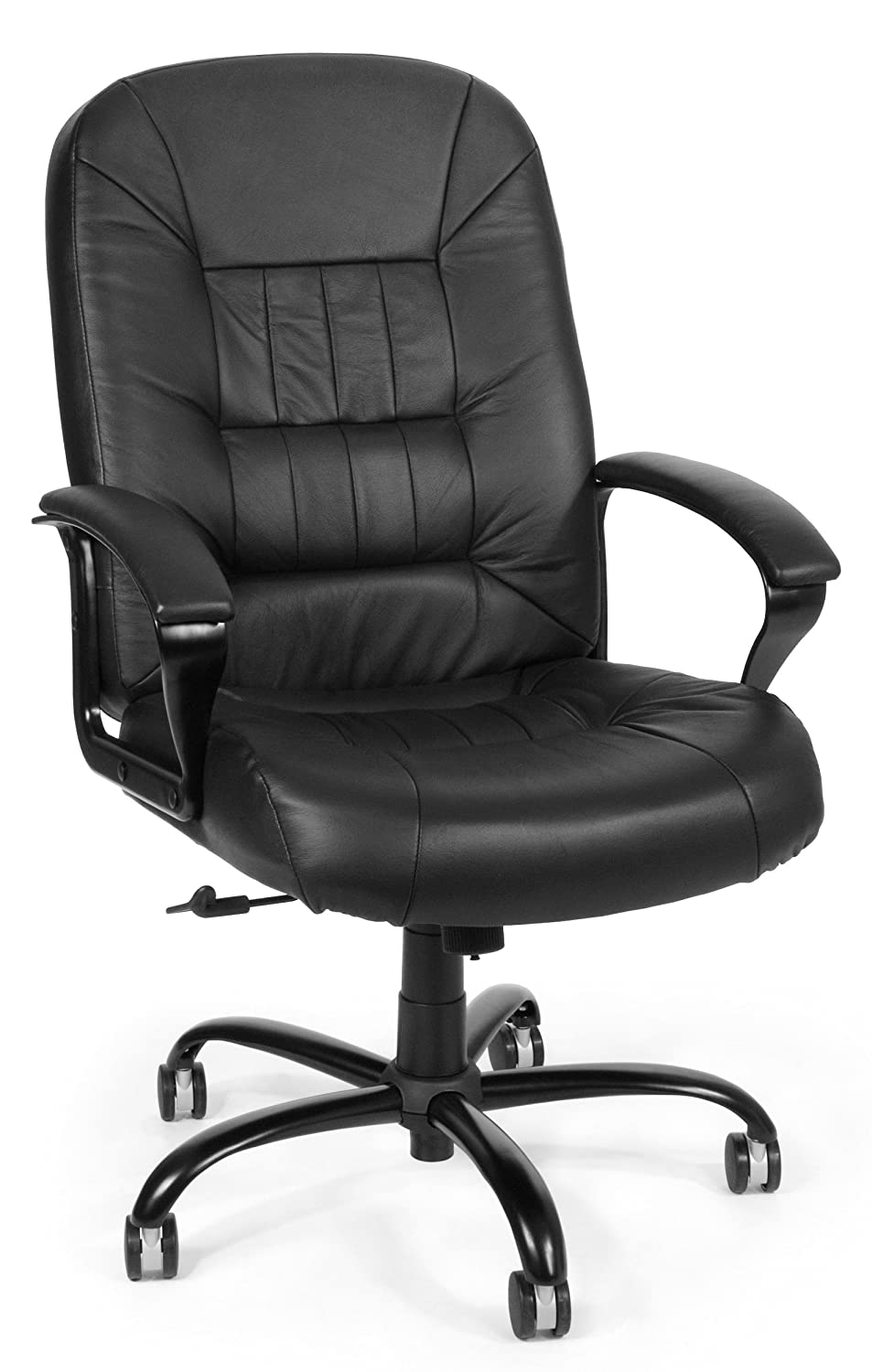BIG And Tall Leather Office Chairs  Office Chairs For