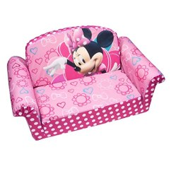 Minnie Mouse Upholstered Chair Forest Dental Furniture - Tktb