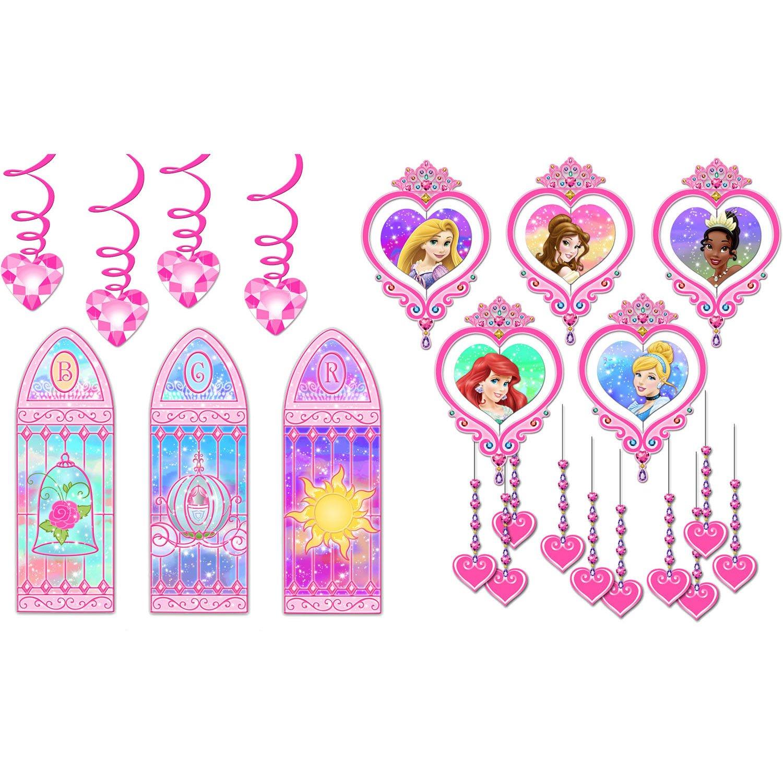 Disney Princess Birthday Party Decorating Kits