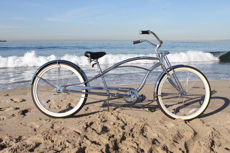 Stretch cruiser bike