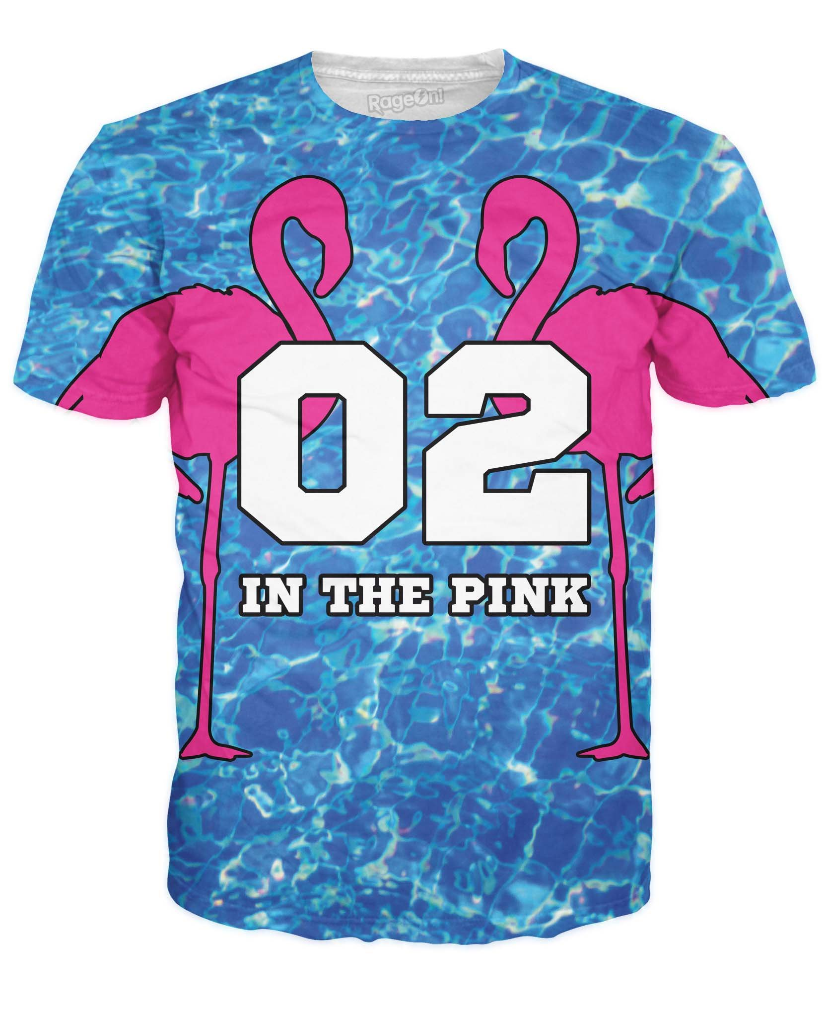 RageOn Men's 02 In The Pink T-Shirt