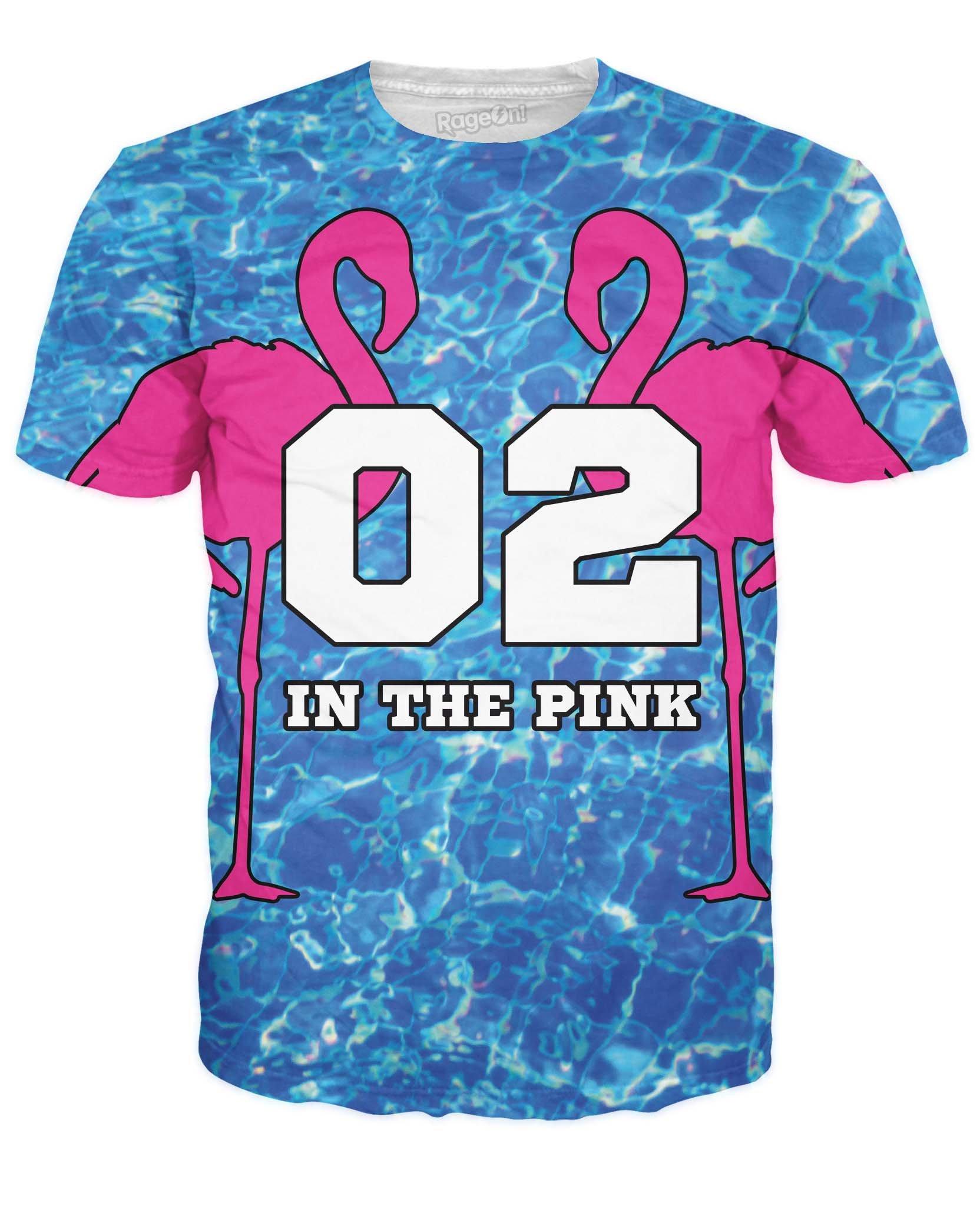 RageOn Men's 02 In The Pink T-Shirt