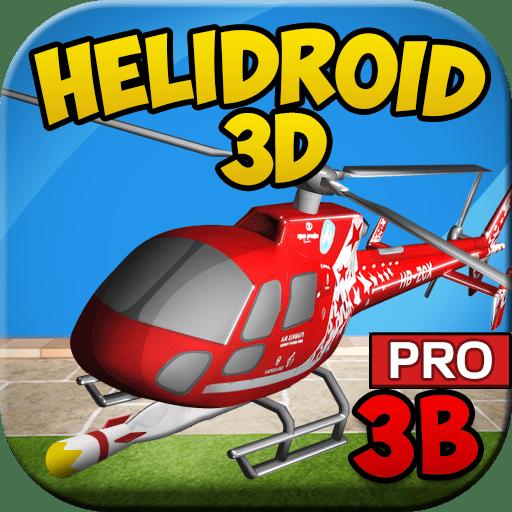 Helidroid 3B PRO : 3D RC ヘリコプター