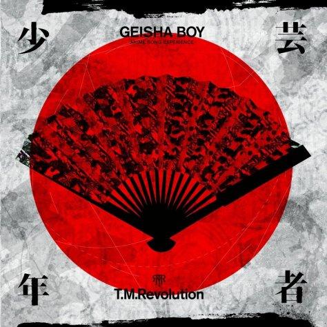 [Album] T.M.Revolution – GEISHA BOY (FLAC)(Download)[2013.10.09]