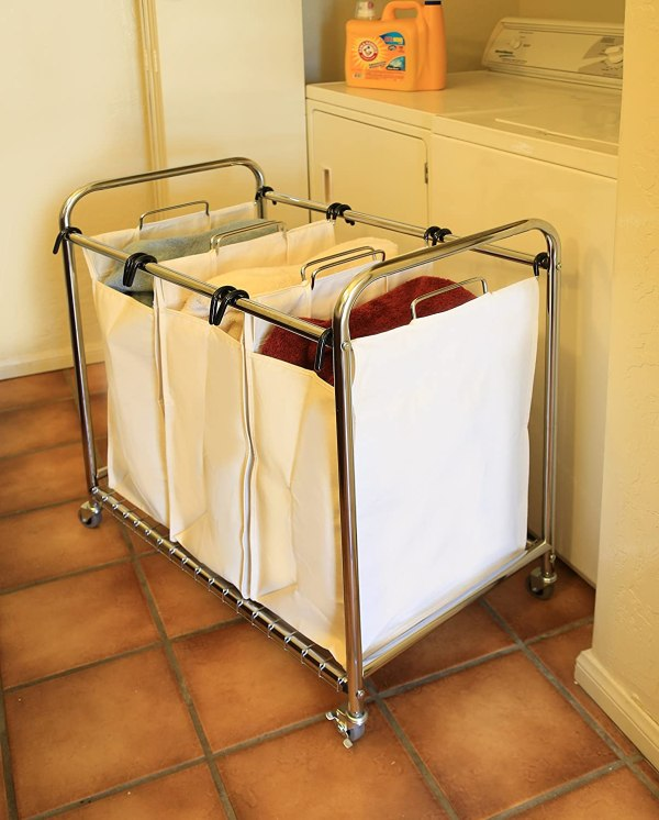 Laundry Room Organization Storage