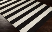 Black And White Rugs | stella rug in black and white by ...