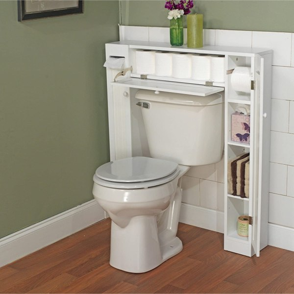 Bathroom Space Saver Over Toilet