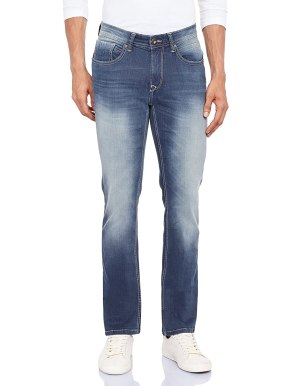 Pepe Jeans Men's PM2018564-3 Slim Fit Jeans