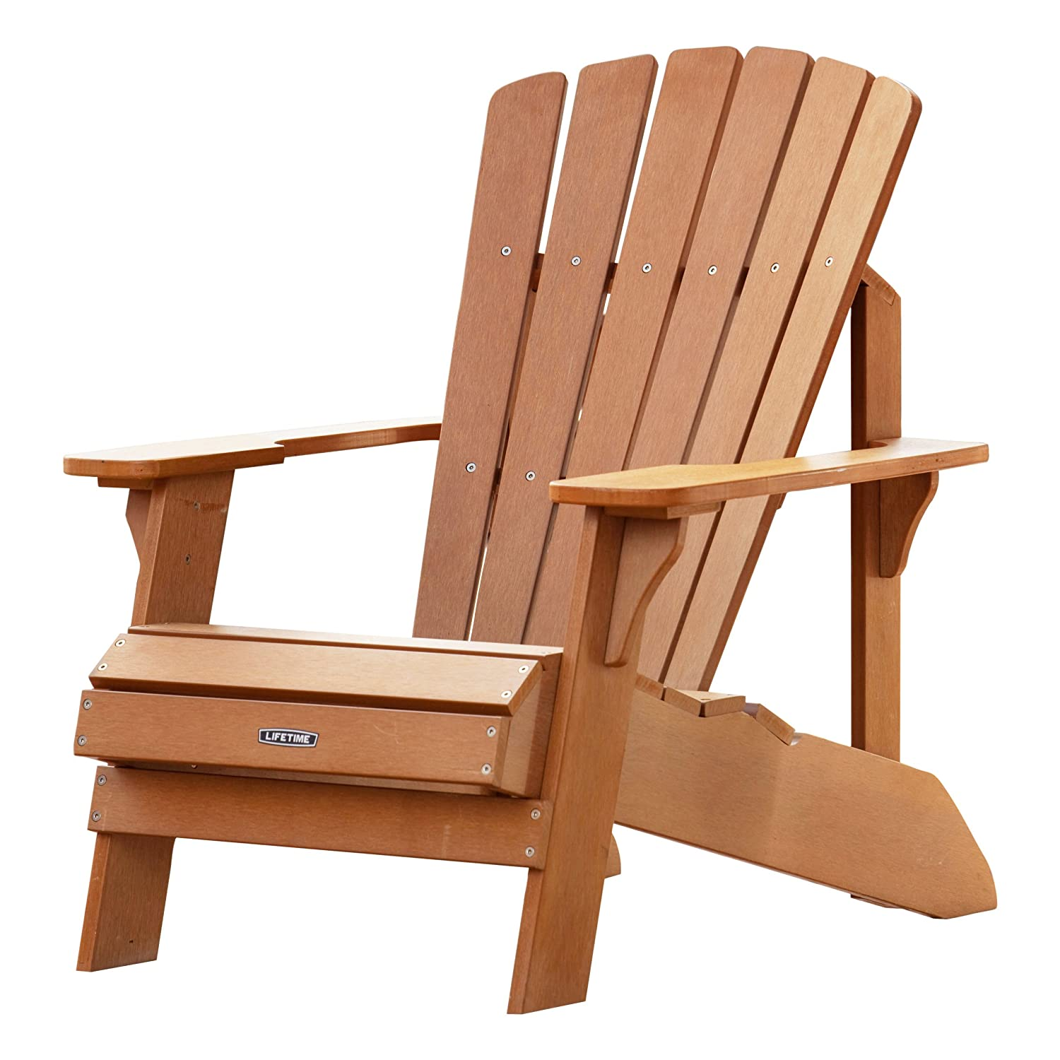 Lifetime Adirondack Chair Adirondack Chair Uv Protected Not Crack Stain Resistant