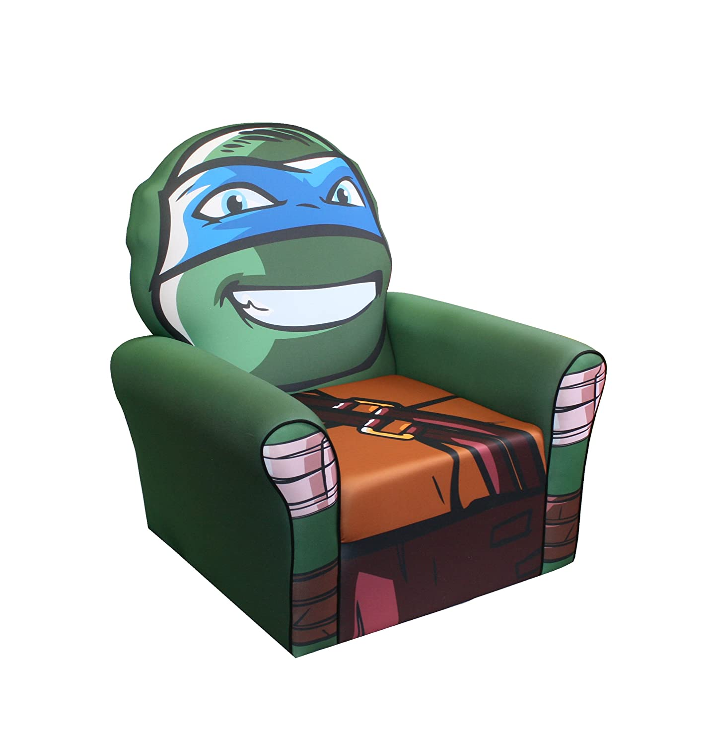 ninja turtles chair best for bad back at home teenage mutant decor archives groovy kids gear