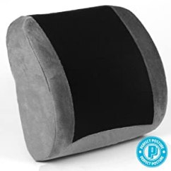 Best Chair Post Back Surgery High Baby Trend Lumbar Support Cushions For Cars And Office Chairs 2018