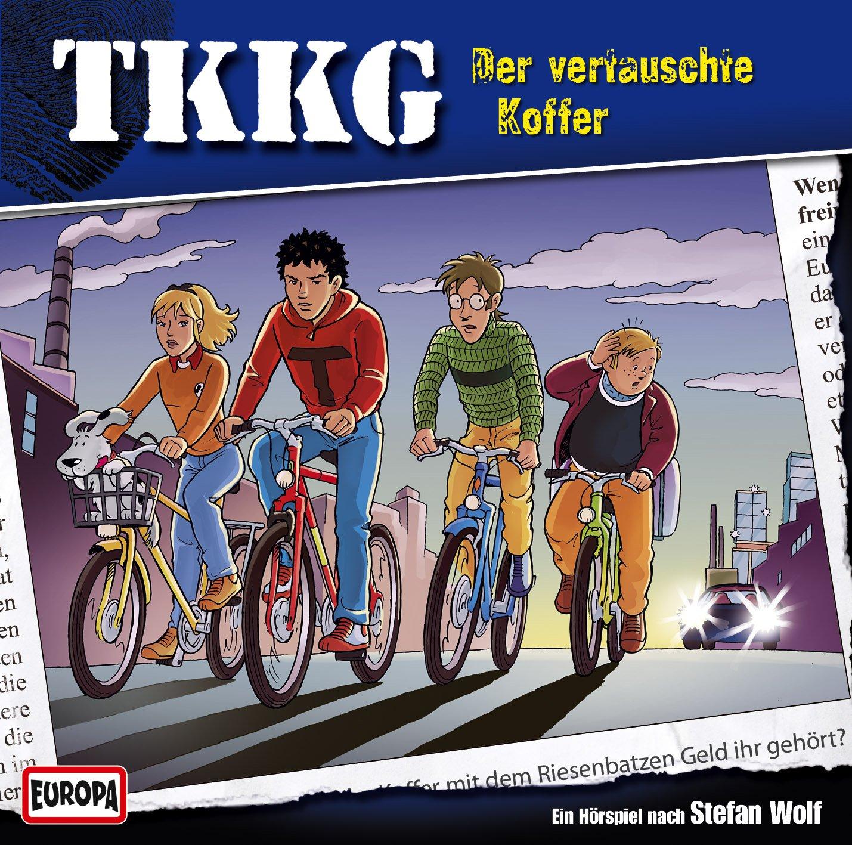 TKKG (181) Der vertauschte Koffer (Europa)