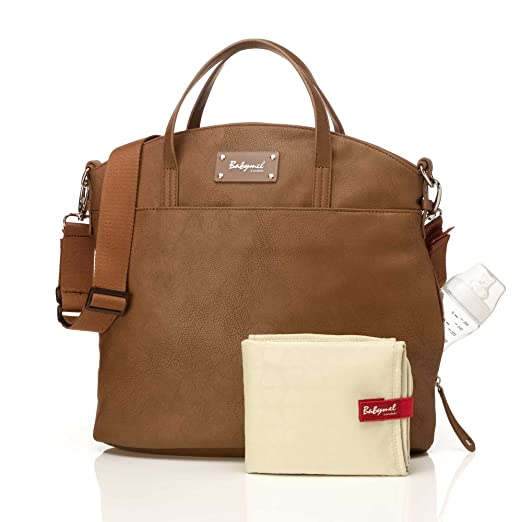 Vegan Leather Diaper Bags, Babymel