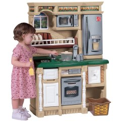 Play Kitchen For Toddlers Stacked Stone Outdoor Childrens Kitchens 2017 Grasscloth Wallpaper