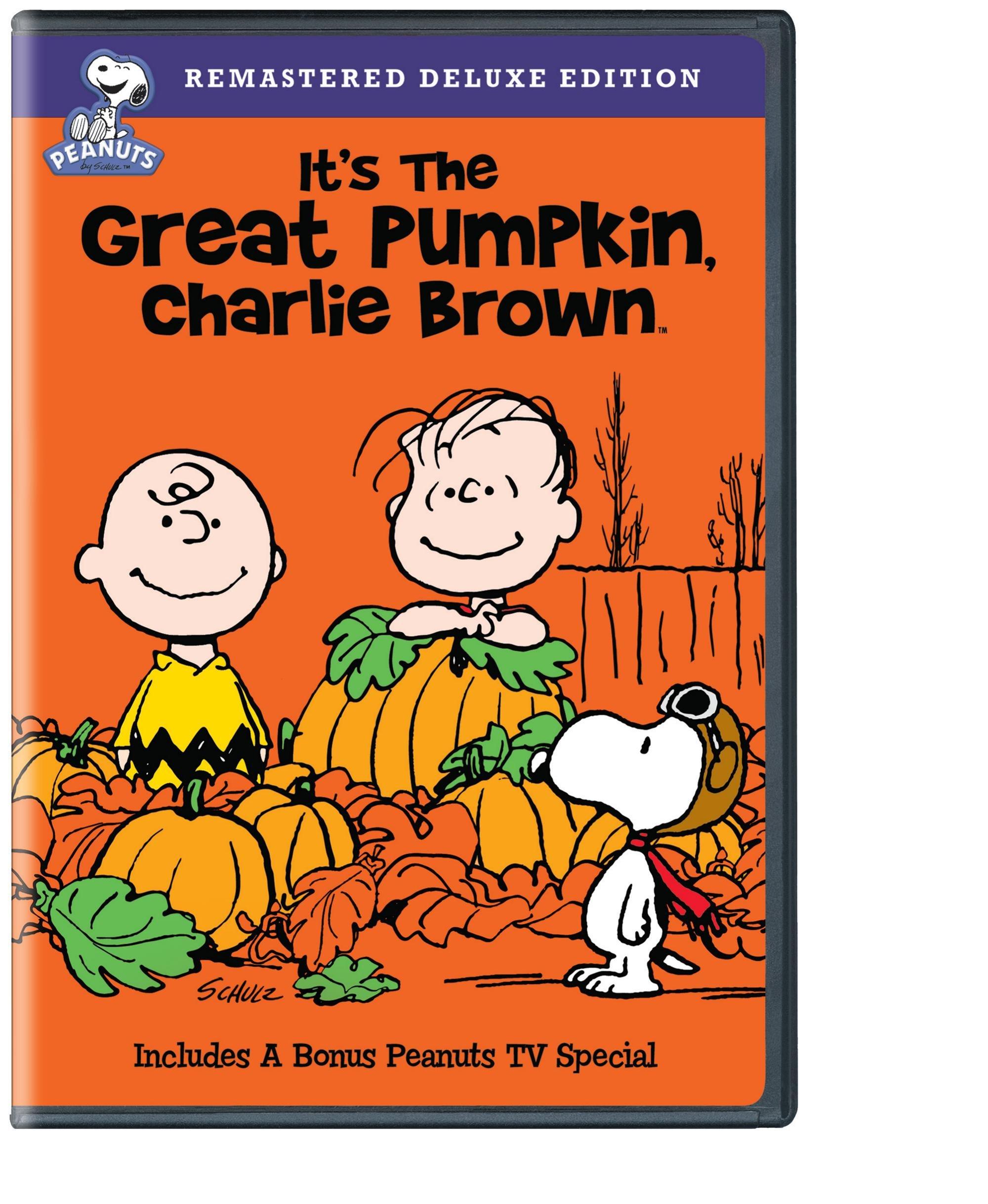 Peanuts Halloween It S The Great Pumpkin Charlie Brown