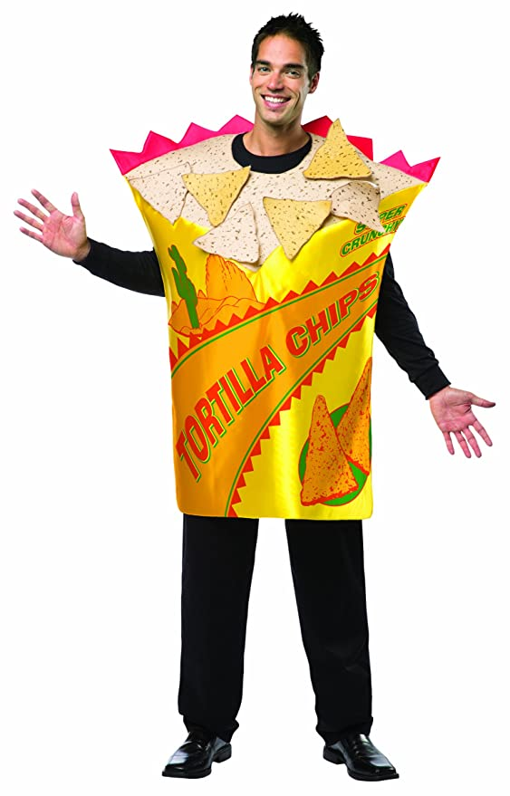 Rasta Imposta Men's Tortilla Chips, Multi, One Size