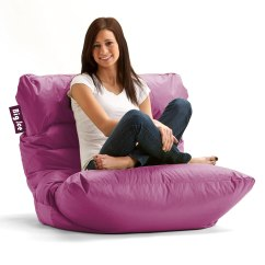 Big Joe Bean Bag Chair Pink Rocking Reclining And A Half Pure Consciousness Cleansing Process How It Works