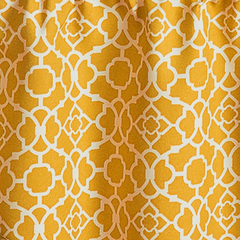 Waverly Lovely Lattice Panel Curtains 50 X 84 Inch
