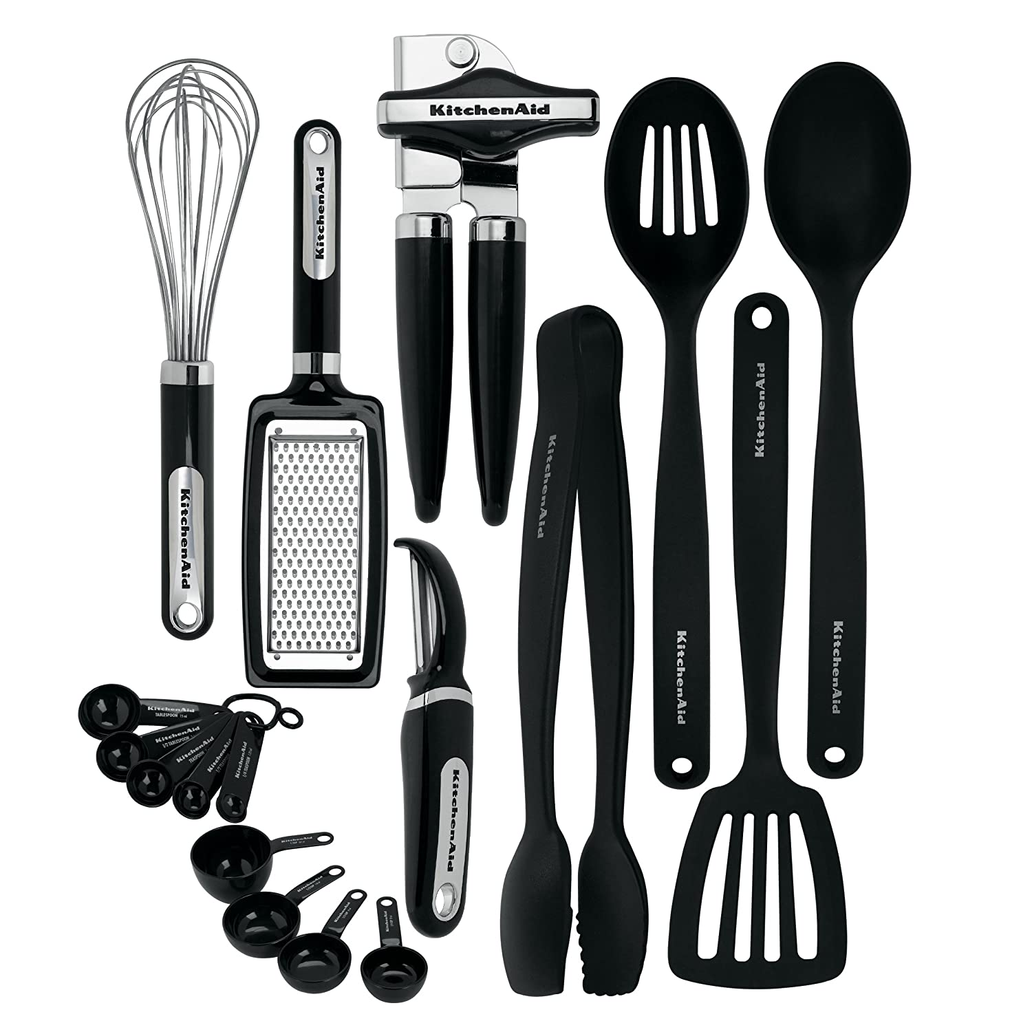 european kitchen gadgets www designs layouts classic 17 piece utensil tools and gadget set