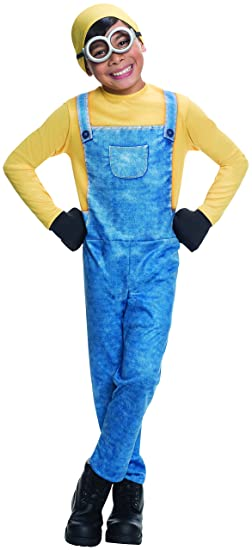 Rubie's Costume Minions Bob Child Costume, Medium