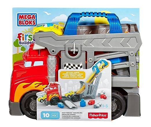 Mega Bloks Fast Tracks Racing Rig