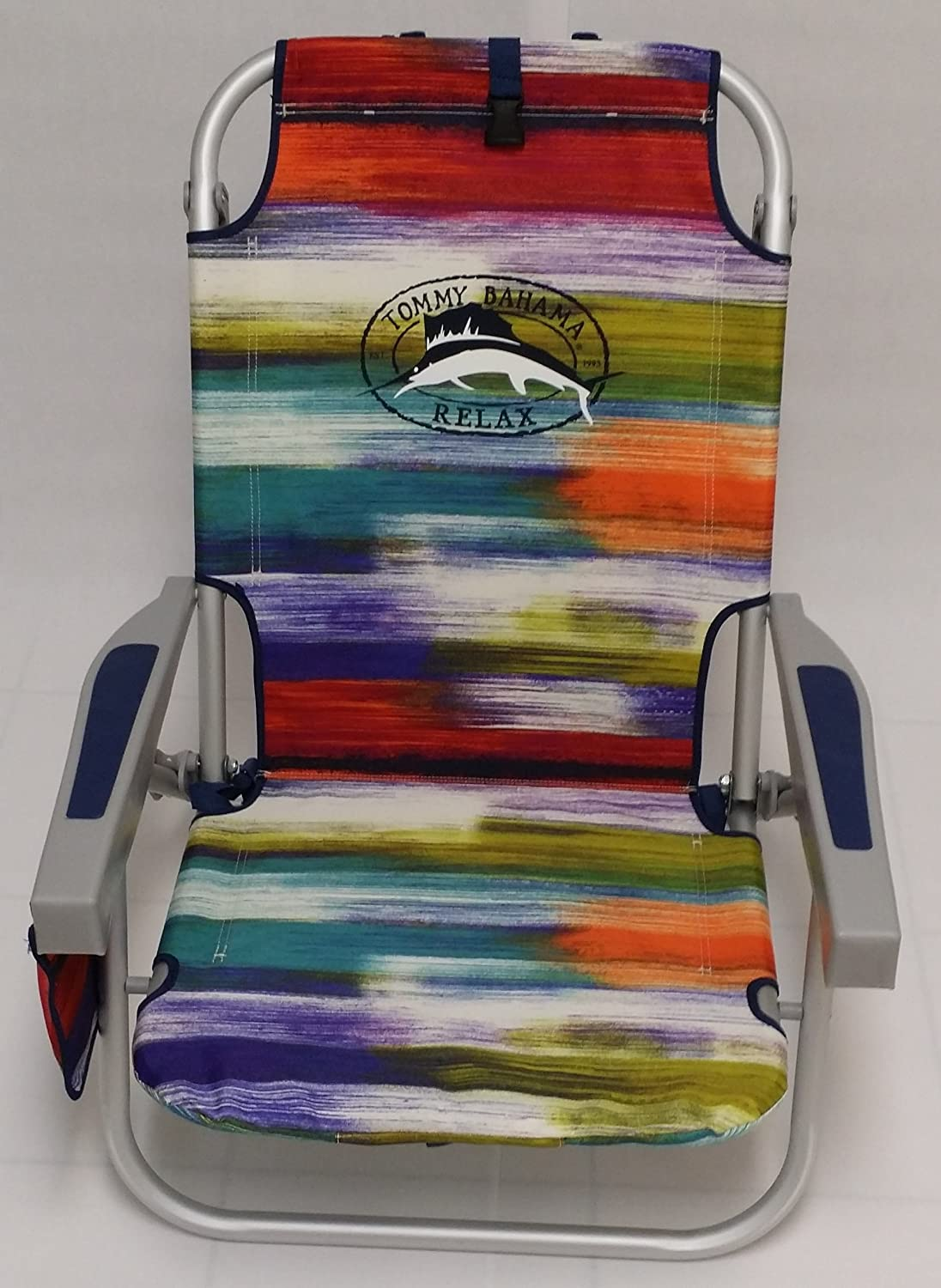 tommy bahama cooler chair harry bertoia 2015 backpack beach chairs storage