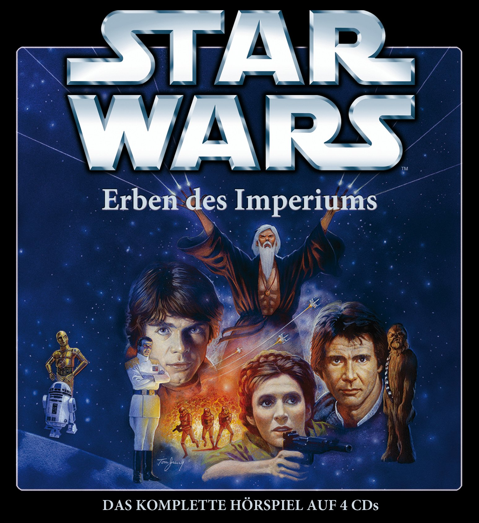 Star Wars - Erben des Imperiums (1-4) (Imaga)