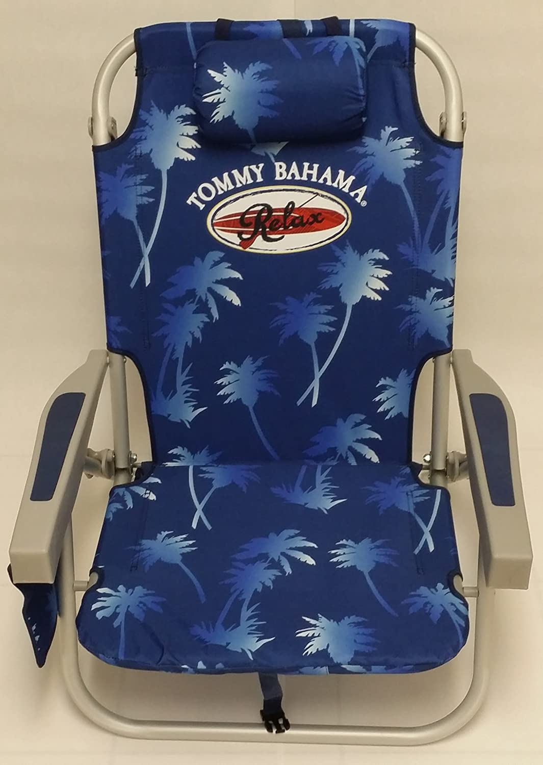 tommy bahama backpack cooler chair blue black folding covers for sale 2015 beach chairs seat