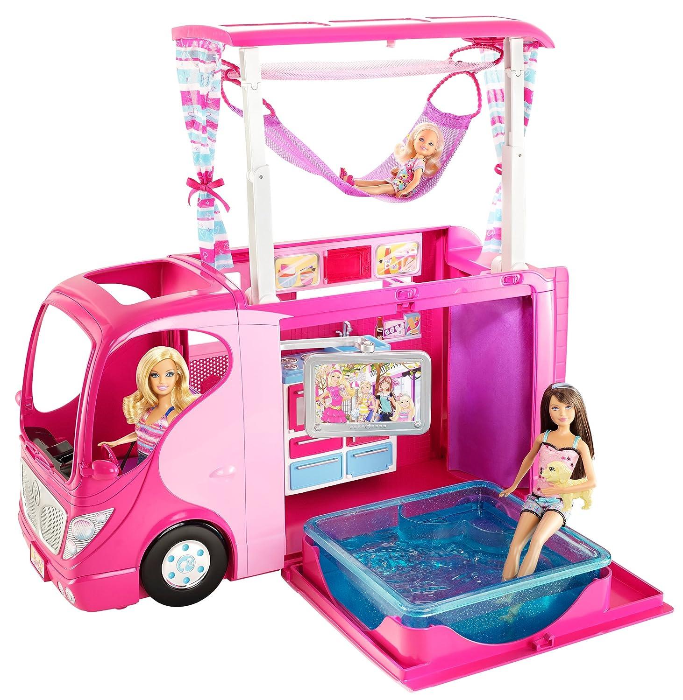 autocaravana de Barbie