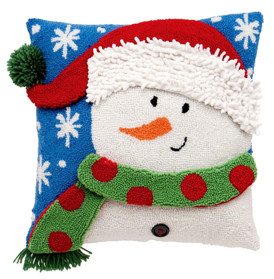 Snowman Throw Pillows  Christmas Wikii