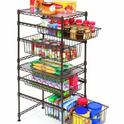 Kitchen Sliding Baskets Window Blinds Utility Organizer Storage Shelf Hold Tier Rack Steel Wire