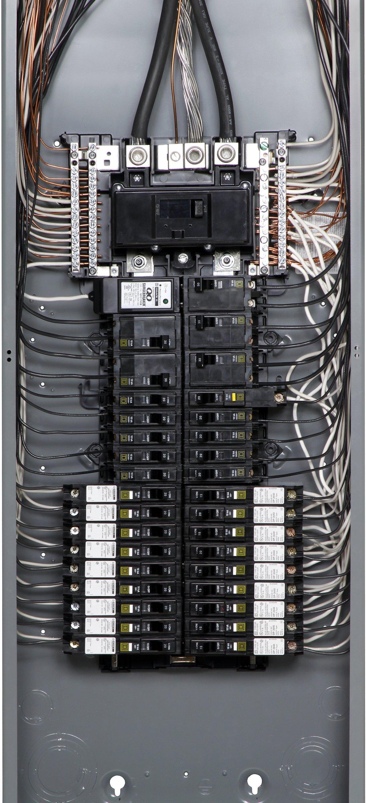 qo load center wiring diagram 30 amp twist lock plug breaker get free image about