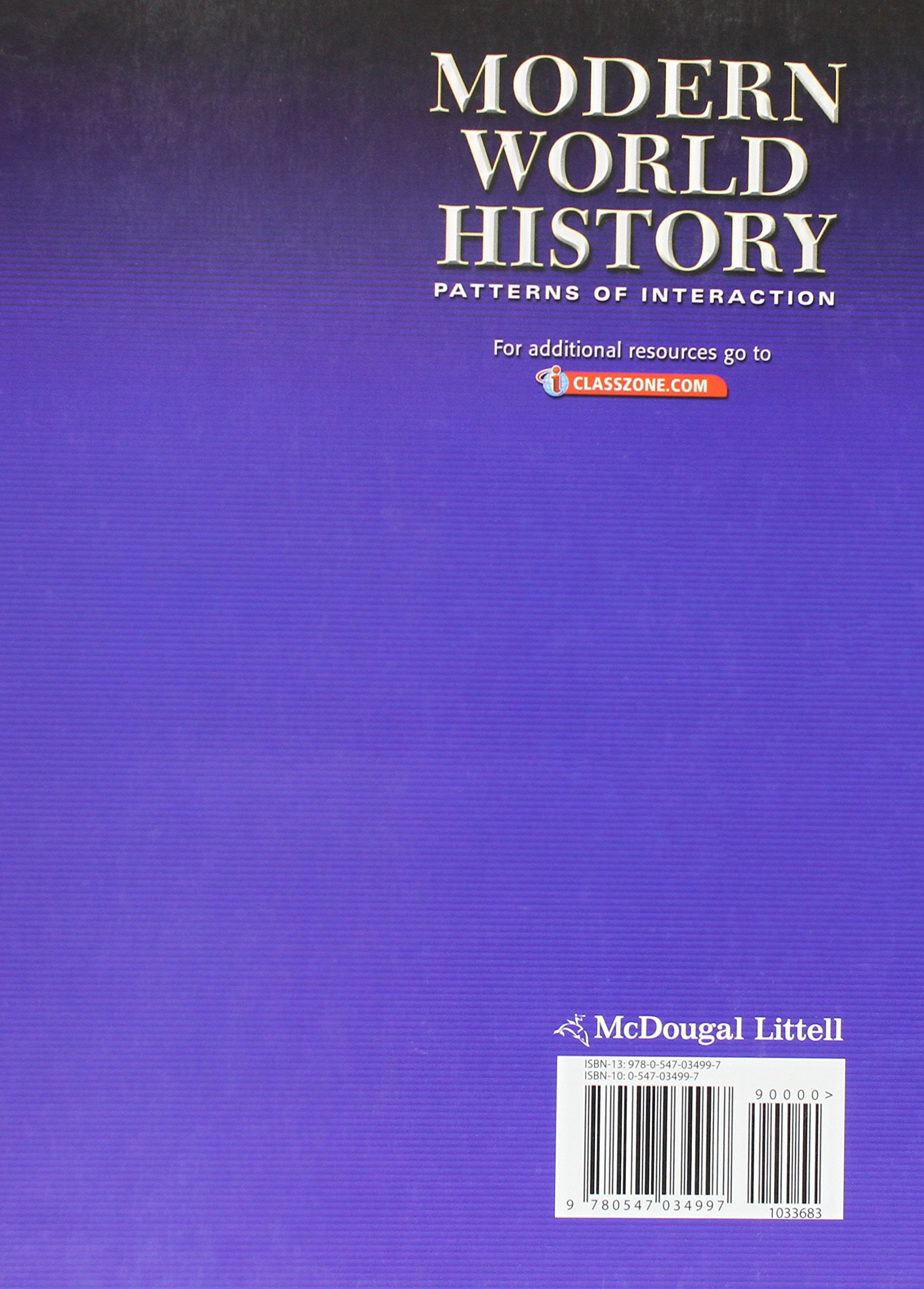 History Mcdougal Littell Inc Chapter 21 Section 1 Answers