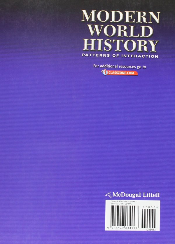 Ancient Civilizations Textbook Harcourt - Year of Clean Water