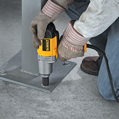 Dewalt electric impact wrench