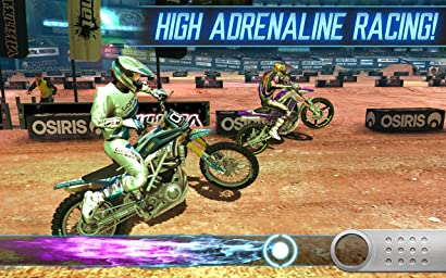 MOTOCROSS MELTDOWN (Kindle Tablet Edition)