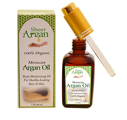 SHEER ARGAN - Moroccan Argan Oil