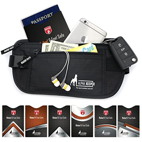 great money belt for travel security