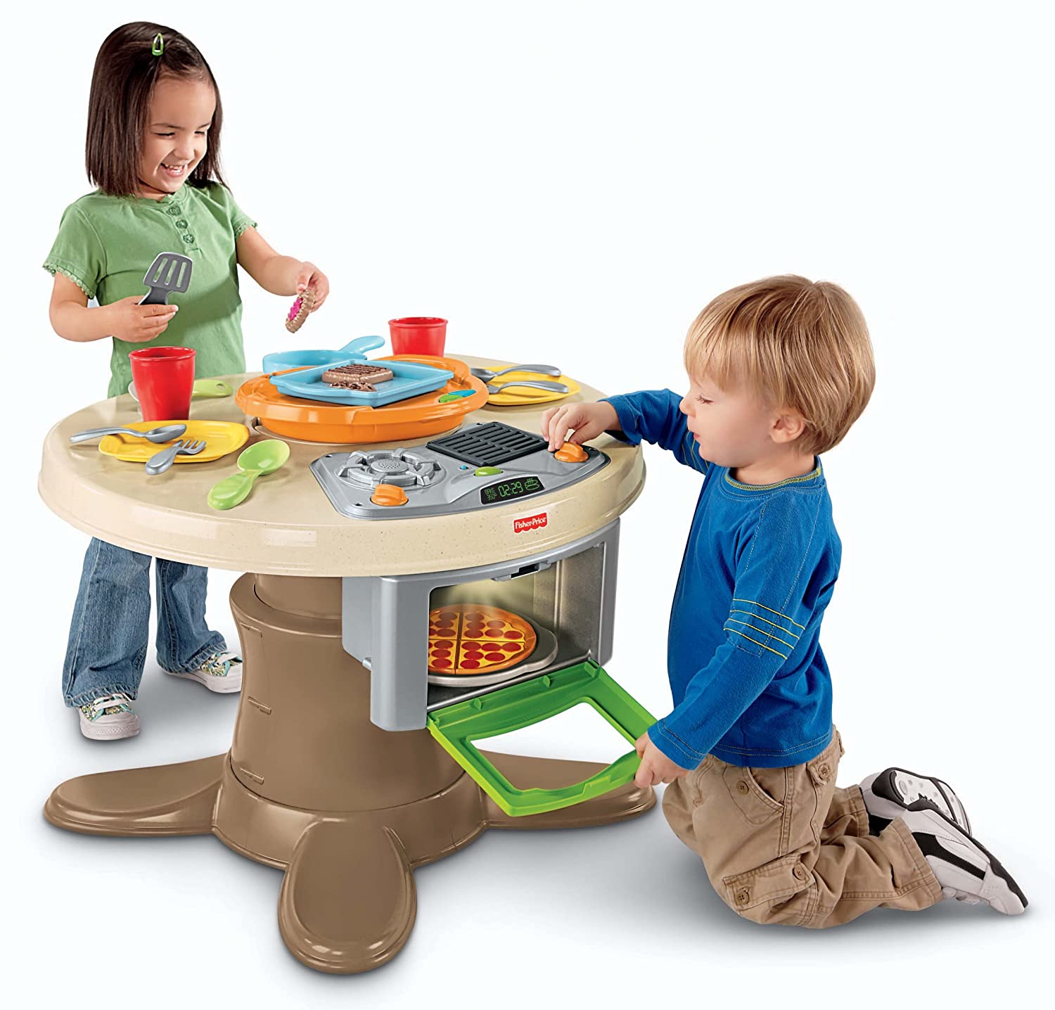 fisher price kids table and chairs plastic outdoor home depot best christmas toys gifts for boys 3 years old