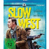Slow West / Regie: John Maclean. Darst.: Michael Fassbender, Kodi Smit-McPhee, Ben Mendelsohn [u.a.]