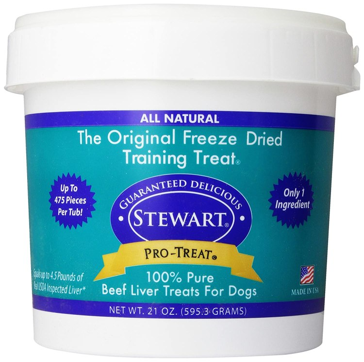 Freeze Dried Liver Dog Treats