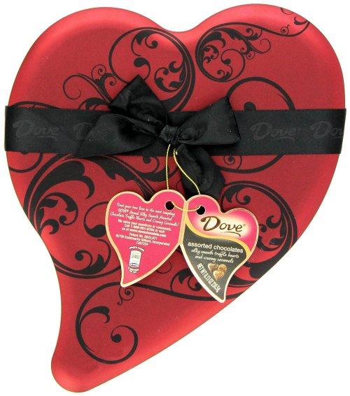 Dove Valentine's Silky Smooth Select Chocolates