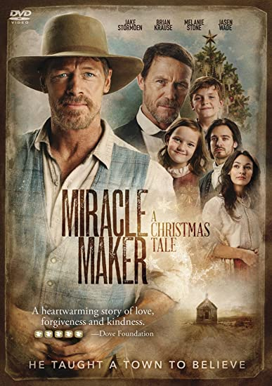 """Miracle Maker: A Christmas Tale"" is a powerful story that teaches about forgiveness, love, and service. It's the perfect addition to your family's Christmas collection! #christmasmovie #miraclemaker"