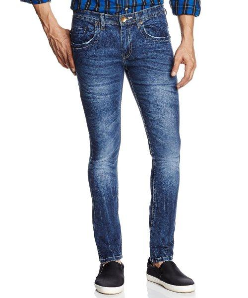 People Men's Slim Fit Jeans